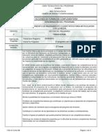 FORTALECIMIENTO EN RAZONAMIENTO CUANTITATIVO PARA ARTICULACION