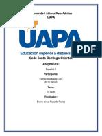 ESPAÑOL II TAREA I A.docx