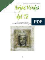 LIBRO DE LA HOJAS VERDES DEL TE de Fernando Estévez Griego