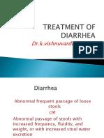 Manajemen diare