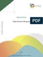U3 Cuaderno de Aprendizaje Matemáticas