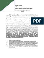 PERGUNTAS- FISIOTERAPIA RESPIRATÓRIA PARTE 1