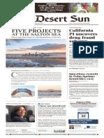 BORREGO 2020—Nude Male Outdoor Fine Art Photo Print from California Desert—PABLO