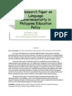 language governmentality.docx