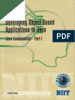 Java Fundamentals - Part I