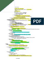 EM MS3 Clerkship StudyGuide