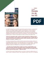 Visión Celular,ENCUENTROS,GRUPO DE 12 MODELO PROBLEMA EN GUA