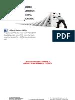 PCA y amparo. Criterios jurisprudenciales TC.ppt