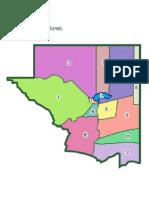 departamentos de guatemala con sus cabeceras y municipios