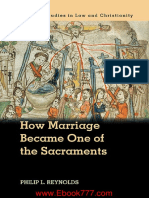 How Marriage Became One of the Sacraments.pdf