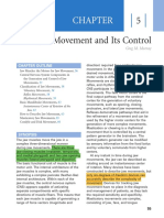 Jaw Movements and Its Control