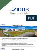 Azidus Laboratories_ BA BE Capabilities Slide deck_Feb 2019.pdf