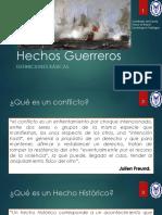 Analisis Estrategico 2014_Clase_3 Hechos Guerreros