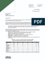 NZDF Hazardous substance spill OIA