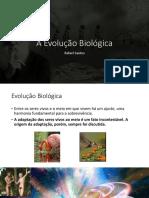 A Evolução Biológica_2019.pptx