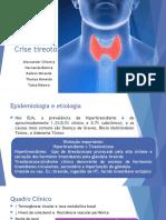 crise tireotoxica walter.pptx