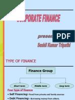 Ppt on Finance