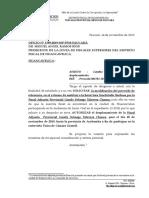 1759-2019 DESPLAZAMIENTO DE FISCAL solange reemplazo 25.11.19