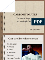 S4O1Carbohydrates