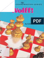La Carrera ajedrecística de Patrick Wolff