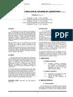 Estructura para informe final 1
