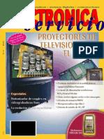 EySer 16 - Proyectores de Television para el Hogar  (Jul 1999)