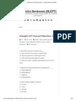 (Sample) LET General Education 12 _ Mattrixx Reviewers (BLEPT).pdf