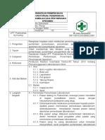 2 Sop Permintaan Pemeriksaan Laboratorium, Penerimaan, Pengambilan Dan Penyimpanan Spesimen