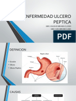ENFERMEDAD ULCERO PEPTICA II