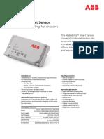 9AKK10693A9867 Data sheet_ABB AbilityTM Smart Sensor for motors_EN_RevD_lowres