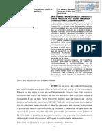 Resolución de la Corte Suprema sobre indulto a Alberto Fujimori