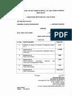 Mahesh Chand v. DSC Ltd. EXE.PET.no.128 of 2019 Affidavit of Assets  JD-2.pdf