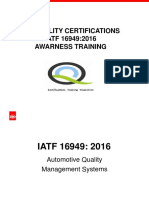 01.IATF 16949 Awarness