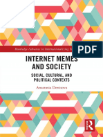 Anastasia Bertazzoli - Internet Memes and Society_ Social, Cultural, and Political Contexts.pdf