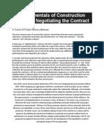contract selecting mechanisim