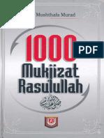1000 Mukjizat Rasullullah