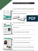 Rosalía de Castro en trinta e oito preguntas