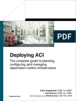 Deploying ACI the Complete Guide