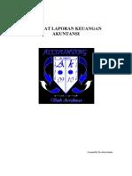 Format Laporan Keuangan Akuntansi