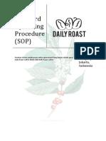 Daily Roast Coffee SOP
