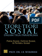 Teori Teori Sosial