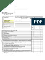 summary of checklist-new BY ADMIN