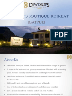 Luxury Resort in Nashik