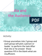 CHAPTER 6 LESSON 3 MEDIA AND THE AUDIENCE.pptx