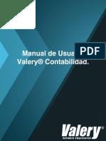 Manual Usuario de Valery® Contabilidad