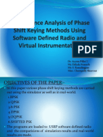 Performance analysis of Phase Shift Keying Methods Using.pptx