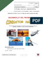 Apunte Conductor Nautico 2018 V4