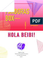 Pandora Box from Haciendola