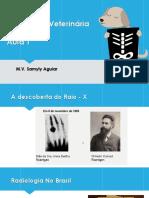 Radiologia Veterinária - Aula 1.pptx