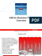 Oracle ABF
